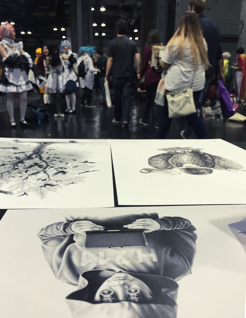 Table prints